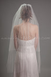 Double Layer Wedding Veil - Morgan