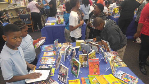 Eyeseeme Book Fair Picture