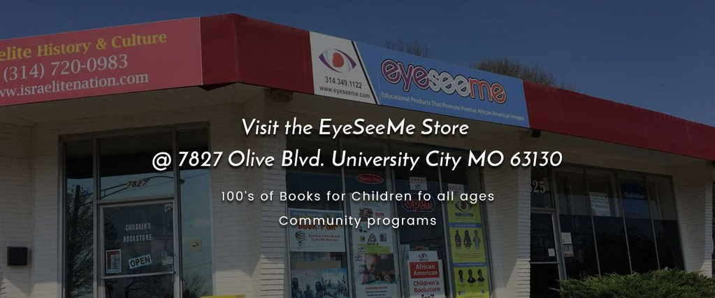 View list of 100's of books for children of all ages at EyeSeeMe