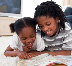 Black Kids Reading