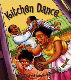 Kitchen Dance - EyeSeeMe African American Children's Bookstore