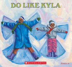 Do Like Kyla by Angela Johnson - EyeSeeMe African American Children's Bookstore