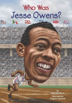 Who Was Jesse Owens? - EyeSeeMe African American Children's Bookstore