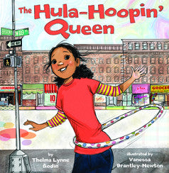 The Hula-Hoopin' Queen - EyeSeeMe African American Children's Bookstore