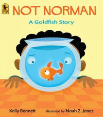 Not Norman: A Goldfish Story - EyeSeeMe African American Children's Bookstore