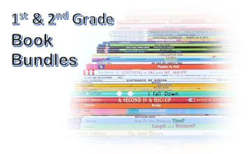 1st & 2nd Grade Book Bundle