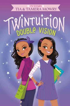 Twintuition: Double Vision - EyeSeeMe African American Children's Bookstore