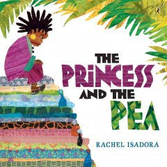 The Princess And The Pea - EyeSeeMe African American Children's Bookstore