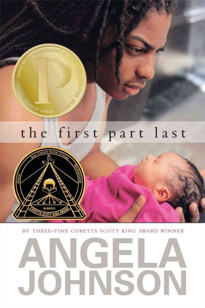 The first part last by Angela Johnson - EyeSeeMe African American Children's Bookstore