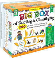Big Box of Sorting & Classifying - EyeSeeMe African American Children's Bookstore