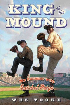 King of the Mound - EyeSeeMe African American Children's Bookstore