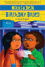 Nikki and Deja: Birthday Blues   (Series) - EyeSeeMe African American Children's Bookstore