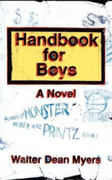 Handbook for Boys - EyeSeeMe African American Children's Bookstore