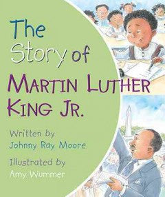 The Story of Martin Luther King, Jr. - EyeSeeMe African American Children's Bookstore