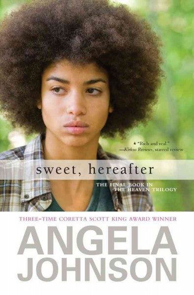 Sweet, Hereafter by Angela Johnson - EyeSeeMe African American Children's Bookstore