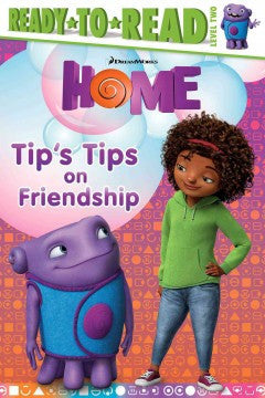 Ready to Read:  Tip's Tips on Friendship - EyeSeeMe African American Children's Bookstore