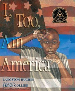 I, Too, Am America - Poem - EyeSeeMe African American Children's Bookstore