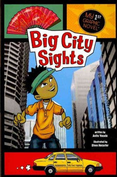 Big City Sights - EyeSeeMe African American Children's Bookstore