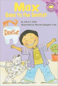 Max Goes to the Dentist - EyeSeeMe African American Children's Bookstore