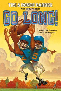 Tiki & Ronde:  Go Long (Series #2) - EyeSeeMe African American Children's Bookstore