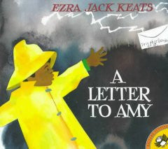 A Letter To Amy - EyeSeeMe African American Children's Bookstore