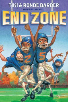 Tiki & Ronde: End Zone  (Series #6) - EyeSeeMe African American Children's Bookstore