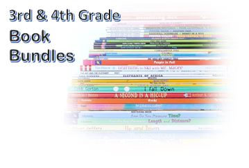 3rd & 4th Grade Book Bundle