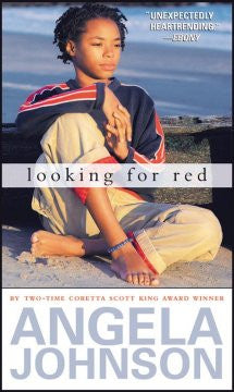 Looking for Red  by Angela Johnson - EyeSeeMe African American Children's Bookstore