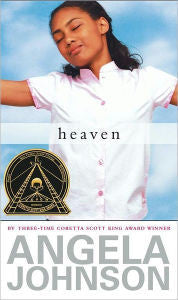 Heaven by Angela Johnson - EyeSeeMe African American Children's Bookstore