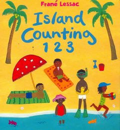Island Counting 1 2 3 - EyeSeeMe African American Children's Bookstore