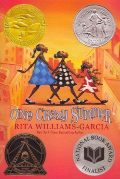 One Crazy Summer - EyeSeeMe African American Children's Bookstore