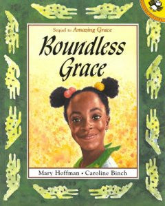 Boundless Grace - EyeSeeMe African American Children's Bookstore