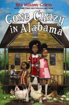 Gone Crazy in Alabama - EyeSeeMe African American Children's Bookstore
