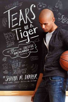 Hazelwood High Trilogy #1:  Tears of a Tiger by Sharon M. Draper - EyeSeeMe African American Children's Bookstore