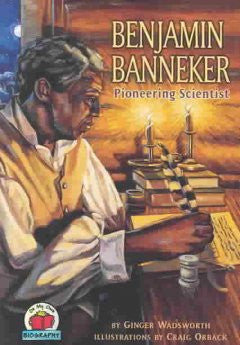 Benjamin Banneker: Pioneering Scientist (On My Own Biographies Series) - EyeSeeMe African American Children's Bookstore