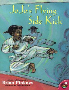 Jojo's Flying Side Kick - EyeSeeMe African American Children's Bookstore