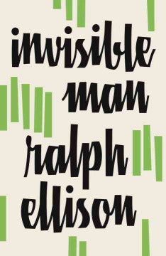 Invisible Man - EyeSeeMe African American Children's Bookstore