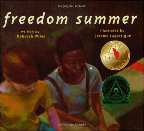 Freedom Summer - EyeSeeMe African American Children's Bookstore