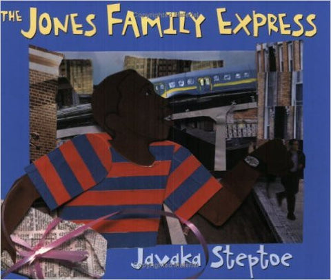 The Jones Family Express - EyeSeeMe African American Children's Bookstore