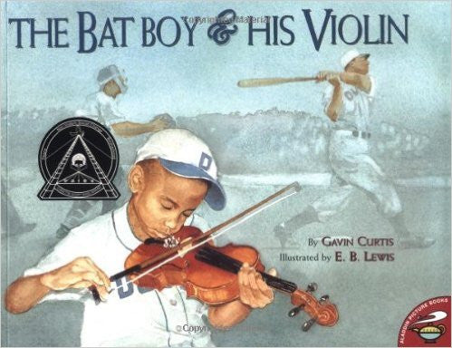 The Bat Boy and His Violin - EyeSeeMe African American Children's Bookstore