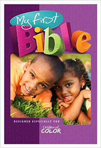 My First Bible for Children of Color (Preschool)