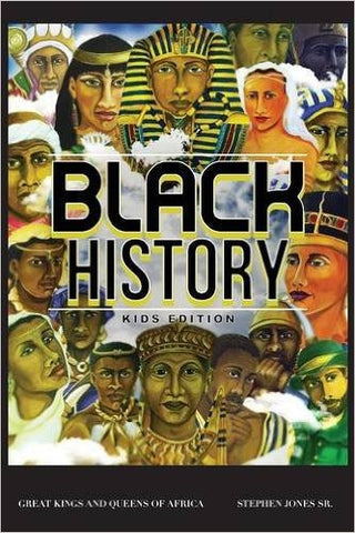 Black History: Kids Edition - EyeSeeMe African American Children's Bookstore