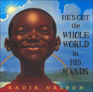 He's Got the Whole World in His Hands - EyeSeeMe African American Children's Bookstore