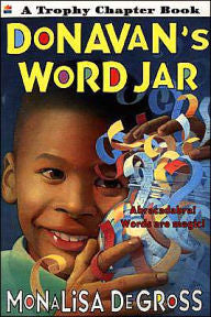 Donavan's Word Jar - EyeSeeMe African American Children's Bookstore