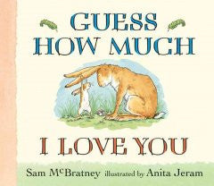 Guess How Much I Love You - EyeSeeMe African American Children's Bookstore