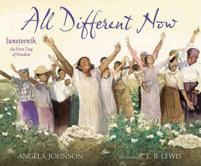 All Different Now - EyeSeeMe African American Children's Bookstore