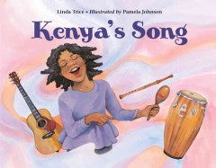 Kenya's Song - EyeSeeMe African American Children's Bookstore