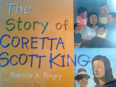 The Story of Coretta Scott King - EyeSeeMe African American Children's Bookstore