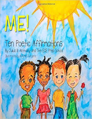 Me! Ten Poetic Affirmations - EyeSeeMe African American Children's Bookstore