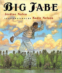 Big Jabe - EyeSeeMe African American Children's Bookstore